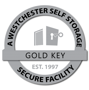 Mt Kisco Self Storage a Westchester Self Storage facility grey logo