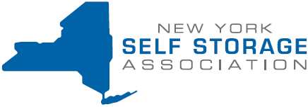 New York Self Storage Association blue logo